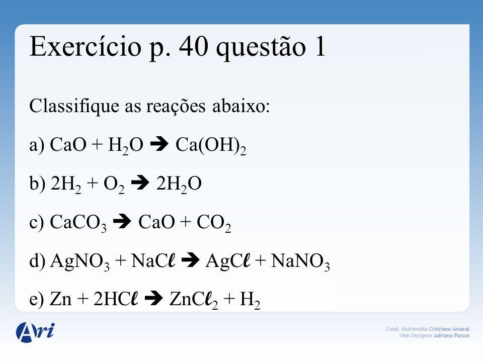 Exercício p.