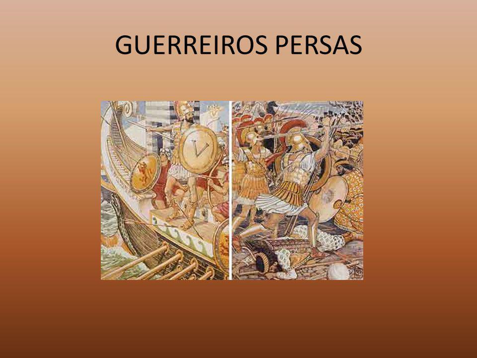 GUERREIROS PERSAS