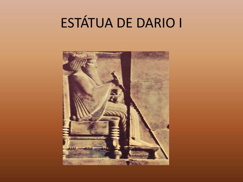 ESTÁTUA DE DARIO I