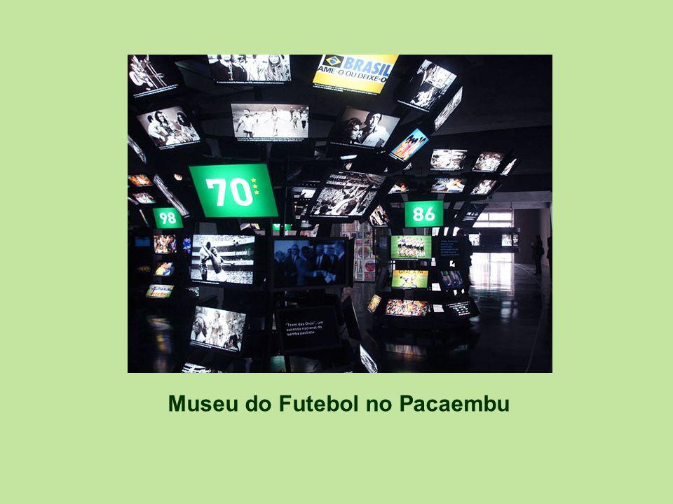 Museu do Futebol no Pacaembu