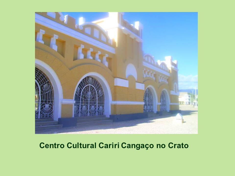 Centro Cultural Cariri Cangaço no Crato