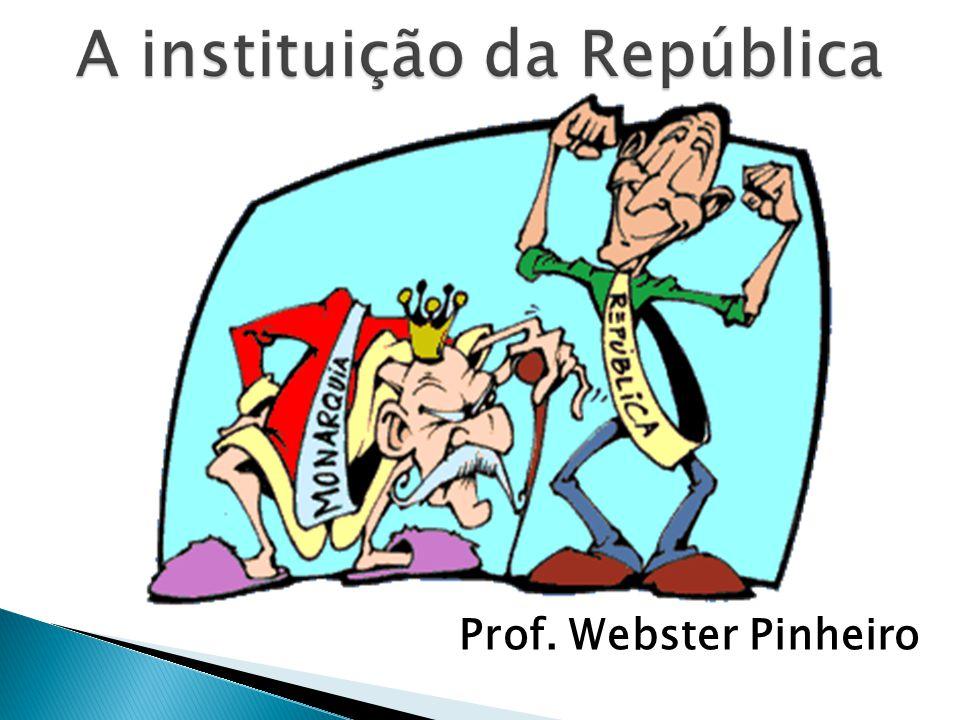 Prof. Webster Pinheiro
