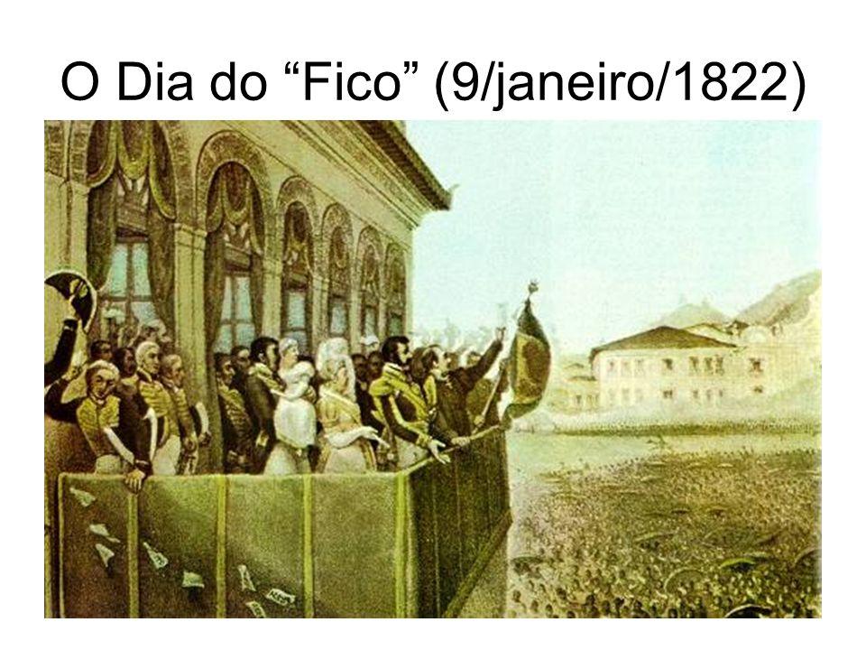 O Dia do Fico (9/janeiro/1822)
