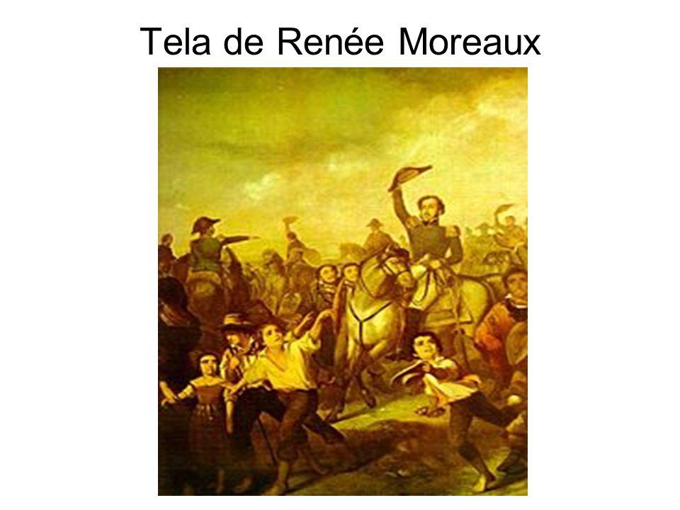 Tela de Renée Moreaux