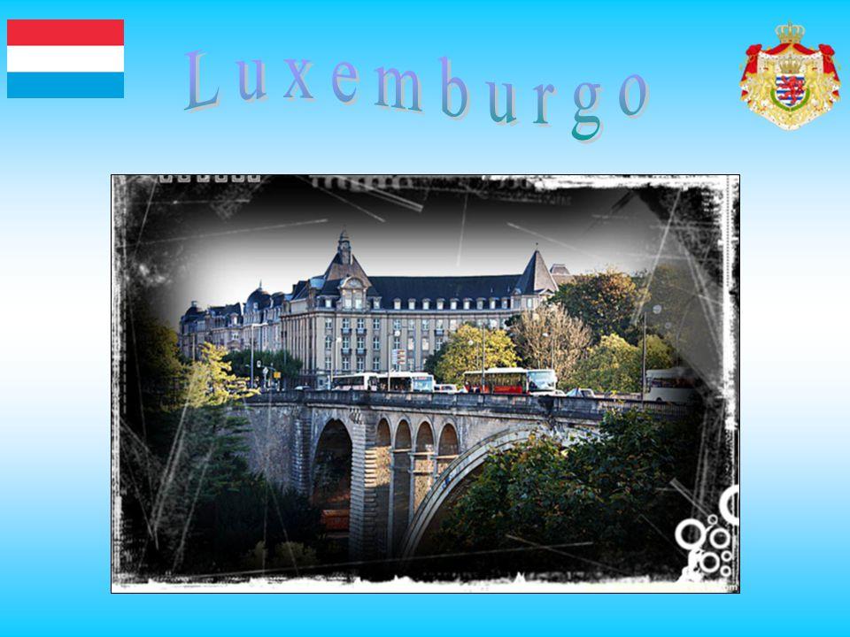 Luxemburgo é o único Grão-Ducado dos dias atuais. Palácio do Grão-Ducado e Câmara dos Deputados 31
