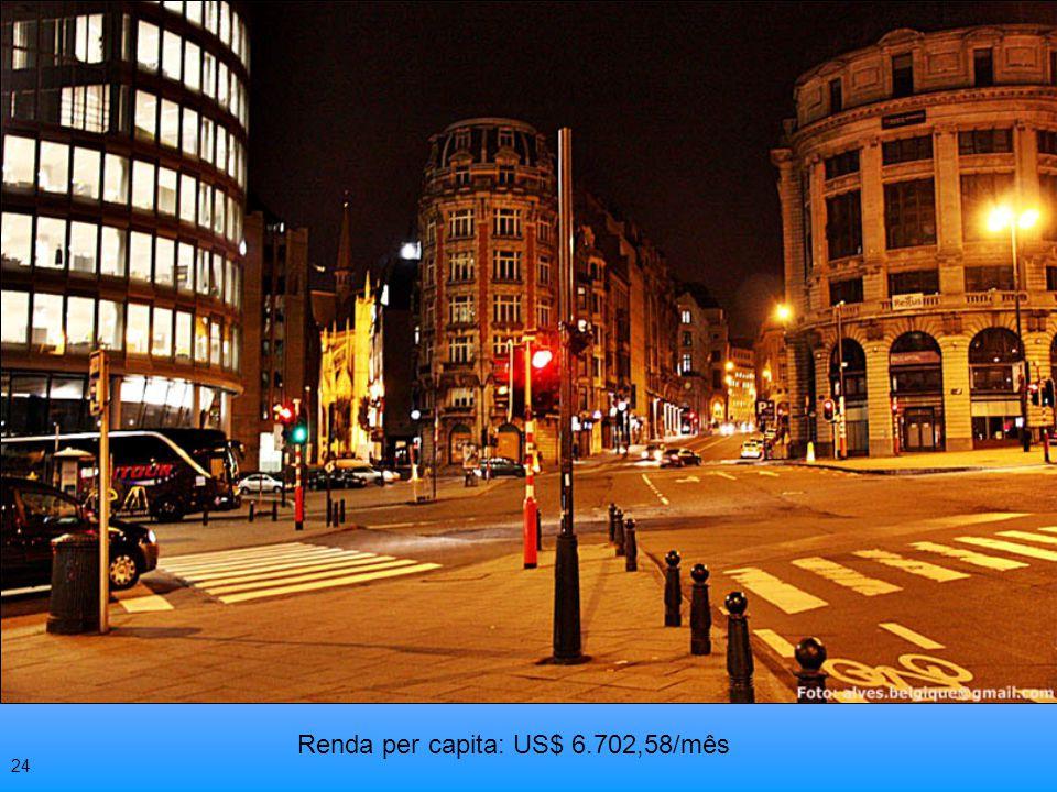 Densidade Demográfica: 183 hab/km² 23