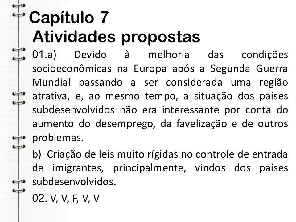 Capítulo 7 Atividades propostas 01.