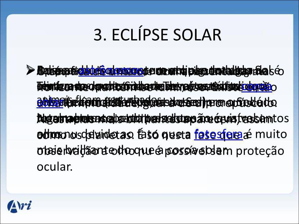 O Eclipse Lunar Lua Sol Terra Caminho da Lua Um eclipse lunar ocorre quando a Terra fica entre o Sol e a Lua, de modo que a sombra da Terra escurece a lua.