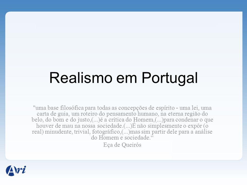 Questão Coimbrã Já havia alguns anos, os meios literários portugueses tinham como principal expressão o consagrado Antônio Feliciano de Castilho, poeta árcade, idoso e cego, respeitado por sua vasta cultura e profundo conhecimento dos clássicos.