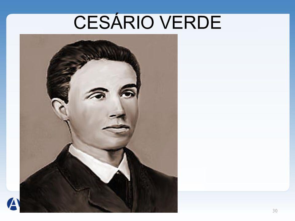 30 CESÁRIO VERDE