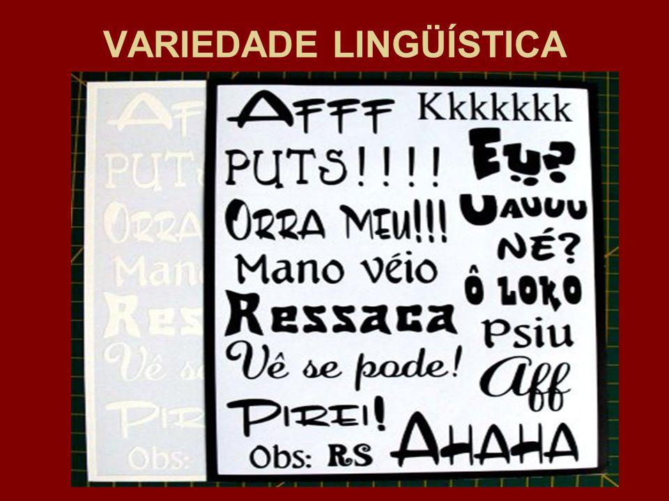 As línguas sofrem transformações e adaptações, a fim de acompanhar as mudanças da sociedade em que elas se realizam e dos falantes.