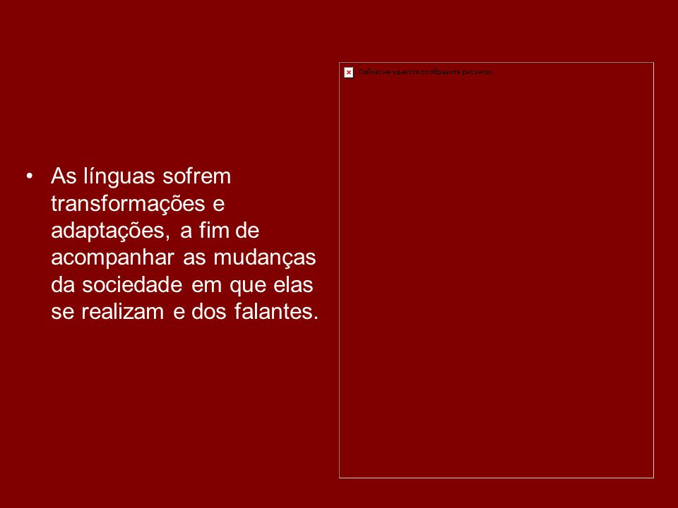 VARIAÇÃO DIALETAL POR REGIÃO O baiano não fala da mesma forma que um paulista, que, por sua vez, não fala da mesma maneira que um paranaense.