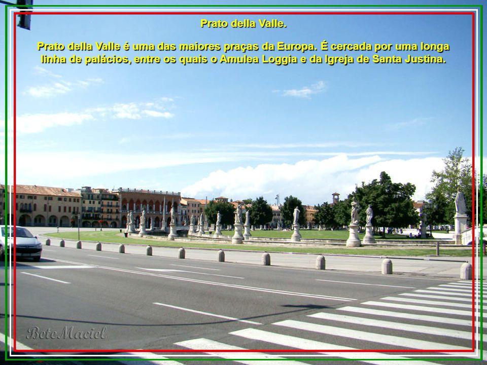 Pádua (italiano: Padova; vêneto: Padoa) é uma cidade italiana de 212.500 habitantes e localiza-se na região do Vêneto, no nordeste do país. Sede da an