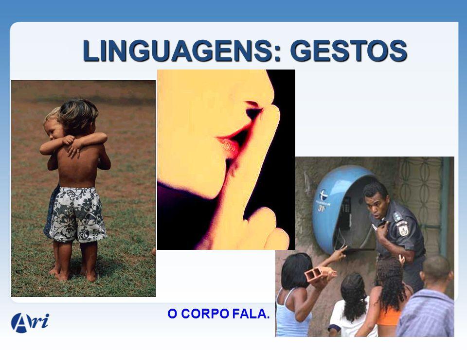 Língua e código CÓDIGO: sistemas de sinais ou símbolos preestabelecidos entre os interlocutores para comunicar suas idéias. LÍNGUA: sistema de represe