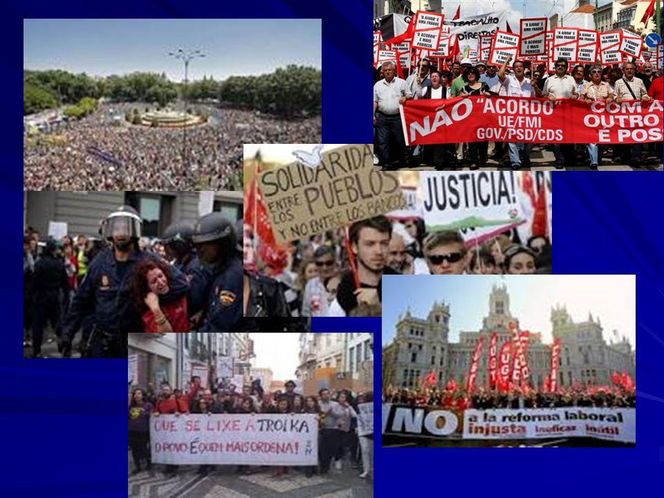 Situação sócio-econômica global (1/3) Crise sistêmica y global, iniciada em 2007-2008 no circuito central da economia globalizada: USA e países da União Europeia.