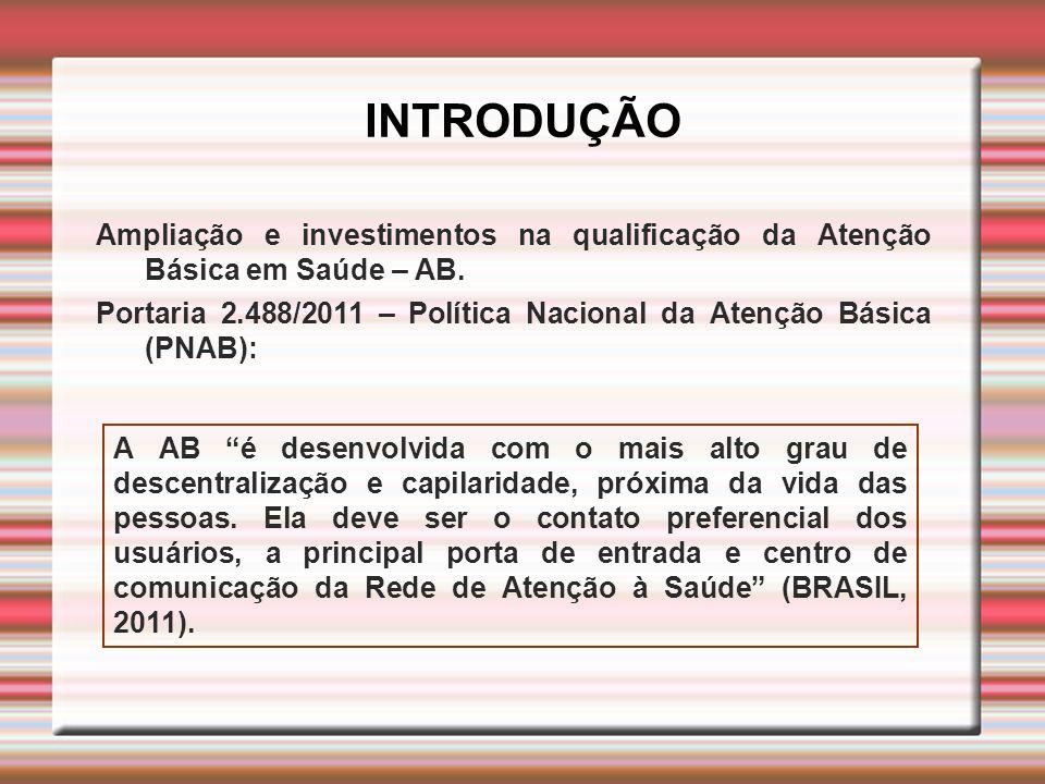 As Redes de Atenção à Saúde, por sua vez, caracterizam-se pela formação de relações horizontais entre os pontos de atenção com o centro de comunicação na Atenção Básica (BRASIL, 2010).