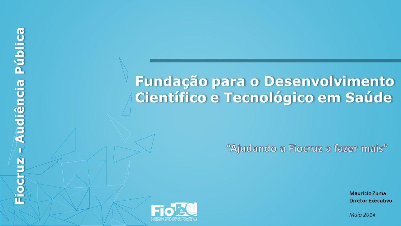 Fundação para o Desenvolvimento Científico e Tecnológico em Saúde Fundação para o Desenvolvimento Científico e Tecnológico em Saúde Fiocruz - Audiênci