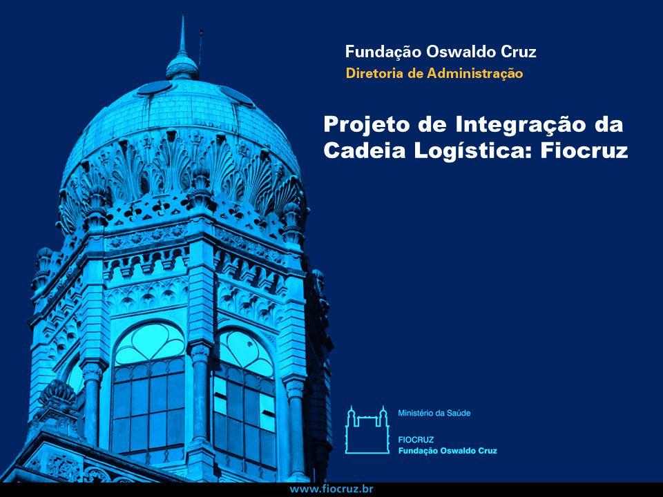 Projeto de Integração da Cadeia Logística: Fiocruz