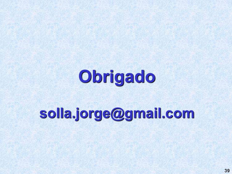 39 Obrigadosolla.jorge@gmail.com