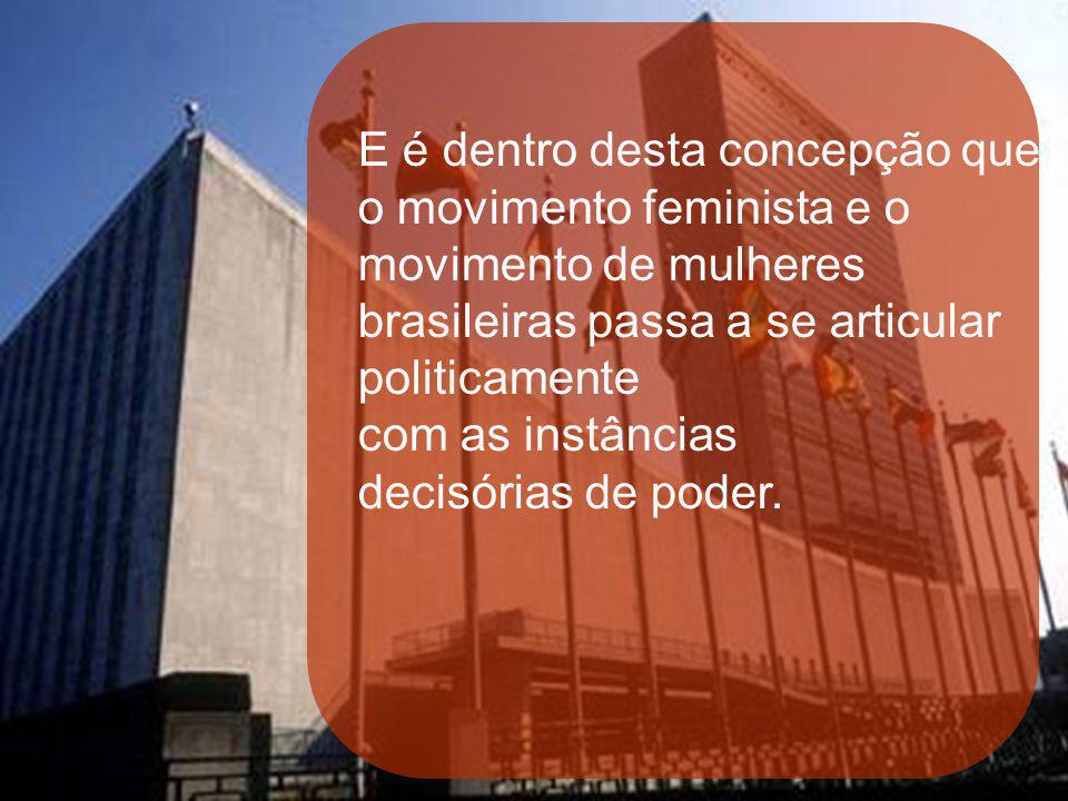 No Brasil, nós mulheres não conseguimos alcançar a representatividade política necessária para erradicar as desigualdades de gênero e raça/etnia tão latentes na sociedade brasileira.