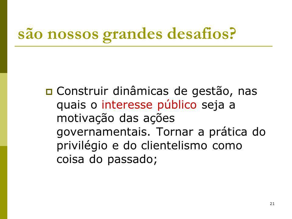 22 O avanço do neoliberalismo no Brasil traz, entre outras conseqüências, a negação dos direitos sociais (duramente conquistados em 1988), com as exigências de retração do tamanho do Estado e sua desregulamentação.