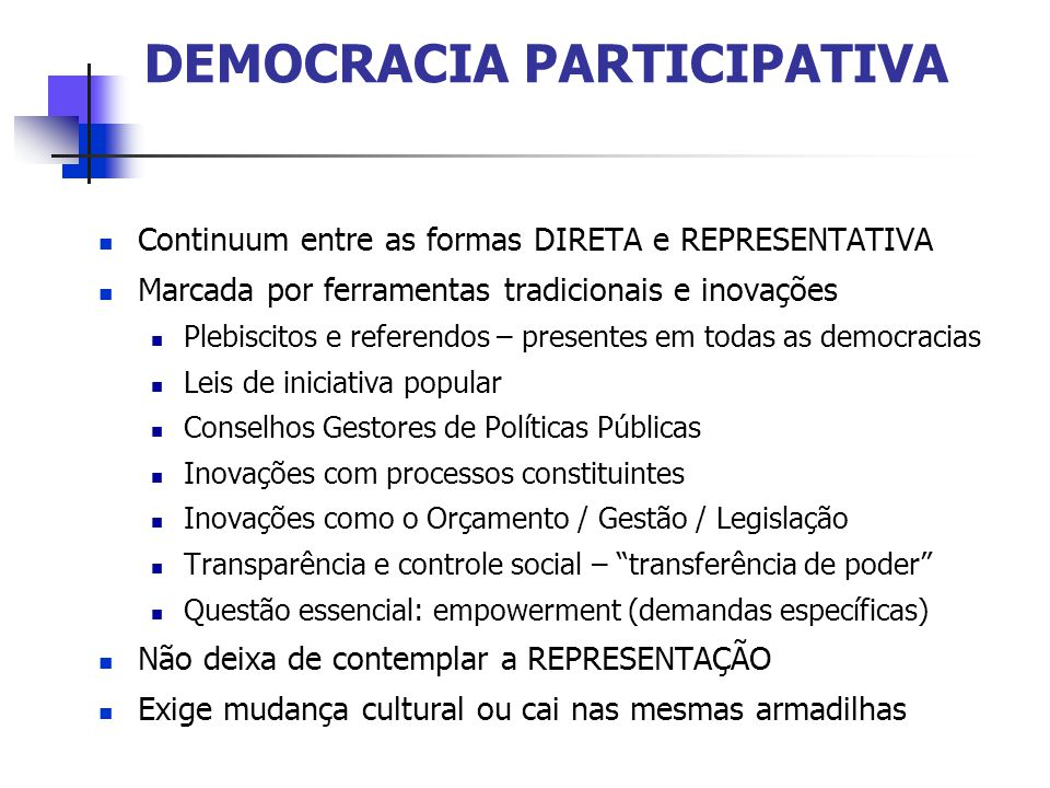 DEMOCRACIA Diante do quadro apresentado: Democracia exige compromisso dos cidadãos Compromisso coletivo ou individual.