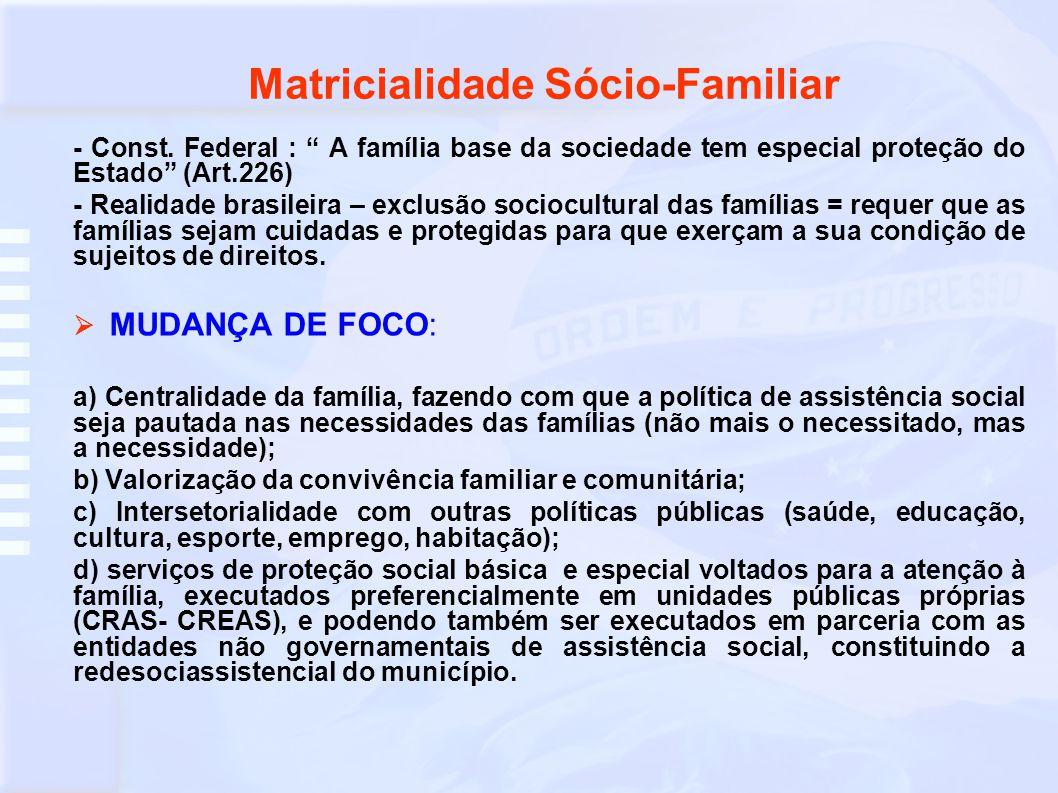 Descentralização político-administrativa e Territorialização - Conselho (controle), Plano (gestão) e Fundo (investimento/orçamento); - Ações das 03 esferas de governo de forma articulada; - Co-financiamento das 03 esferas de governo.
