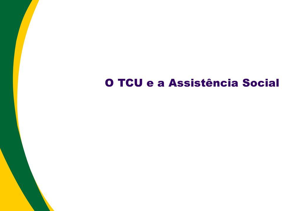 O TCU e a Assistência Social
