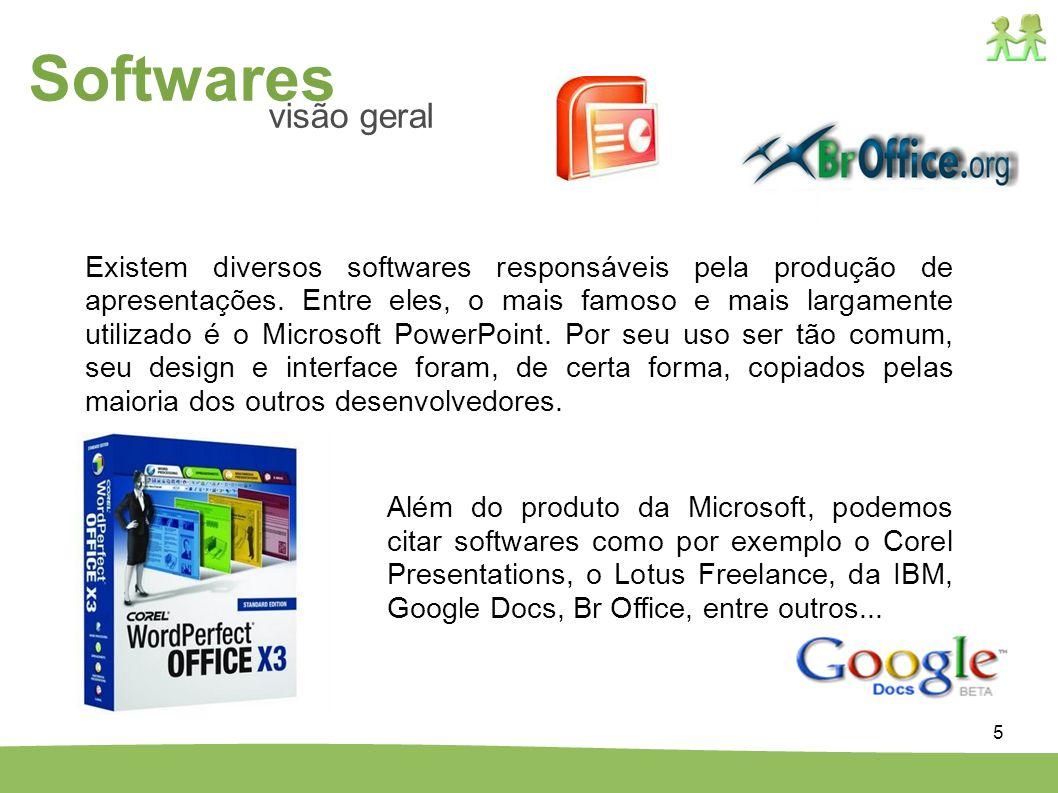 6 Softwares IBM Lotus Presentations