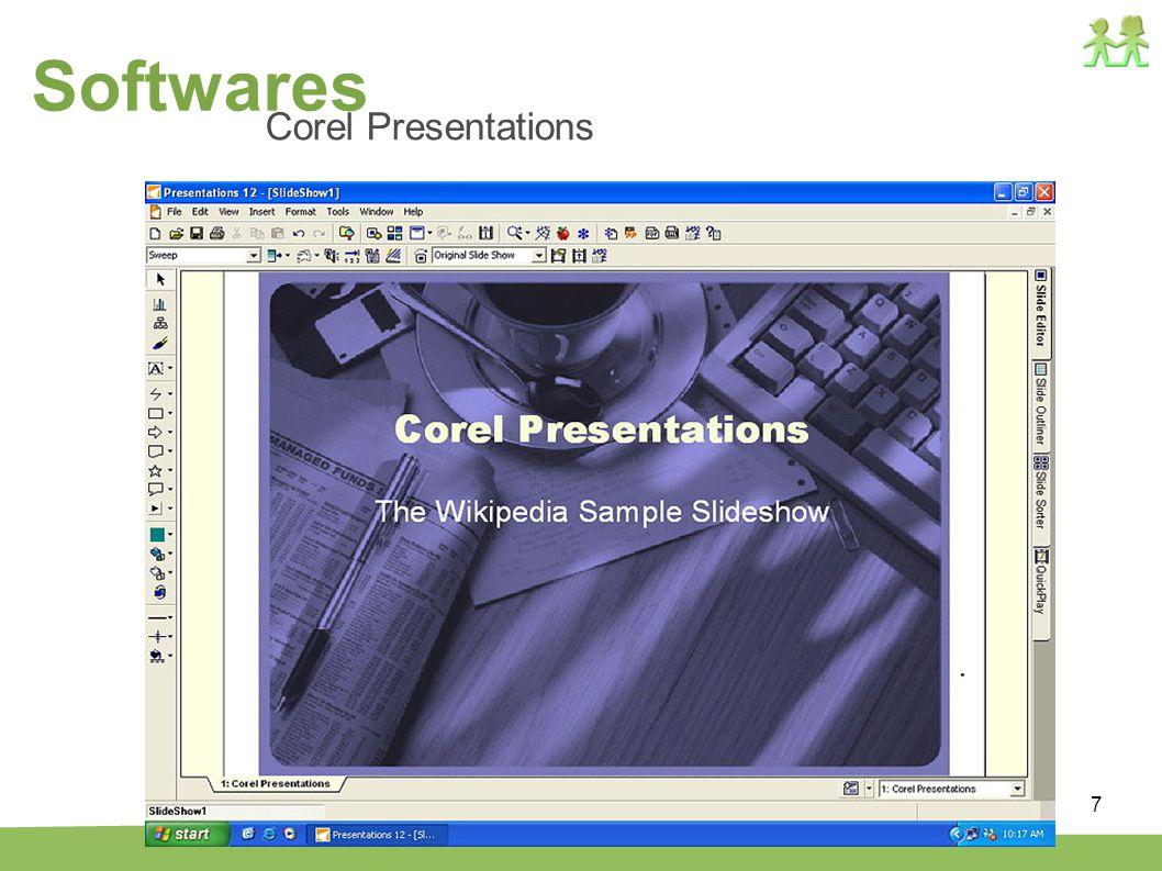 28 Comunicação dicas Deve-se ter cuidado também com o tamanho e a quantidade de texto empregados em um slide.
