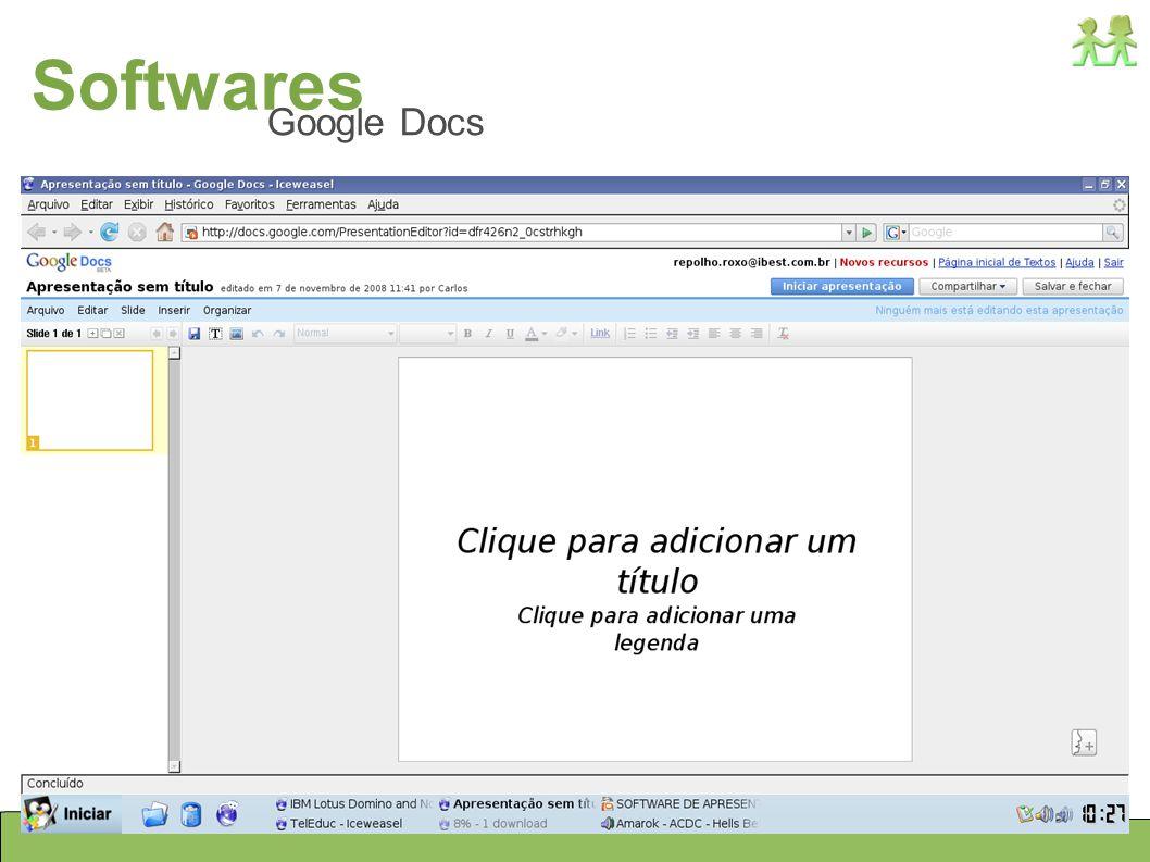 9 Softwares Impress BrOffice.org