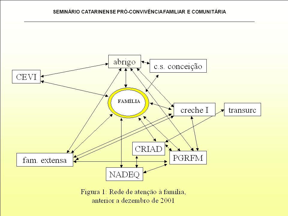 SEMINÁRIO CATARINENSE PRÓ-CONVIVÊNCIA FAMILIAR E COMUNITÁRIA