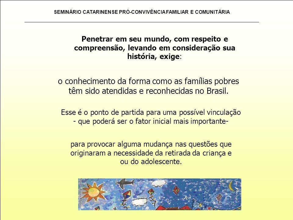 SEMINÁRIO CATARINENSE PRÓ-CONVIVÊNCIA FAMILIAR E COMUNITÁRIA GENOGRAMA
