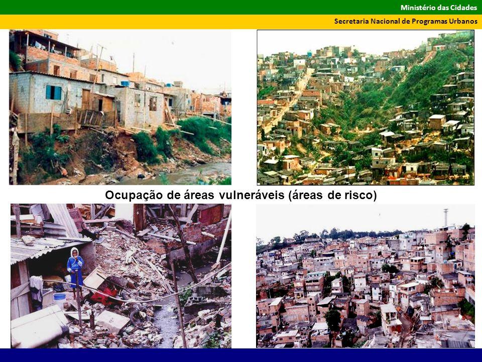 Ministério das Cidades Secretaria Nacional de Programas Urbanos Disparidade de padrões de renda e de urbanização no espaço urbano: contigüidade e segr