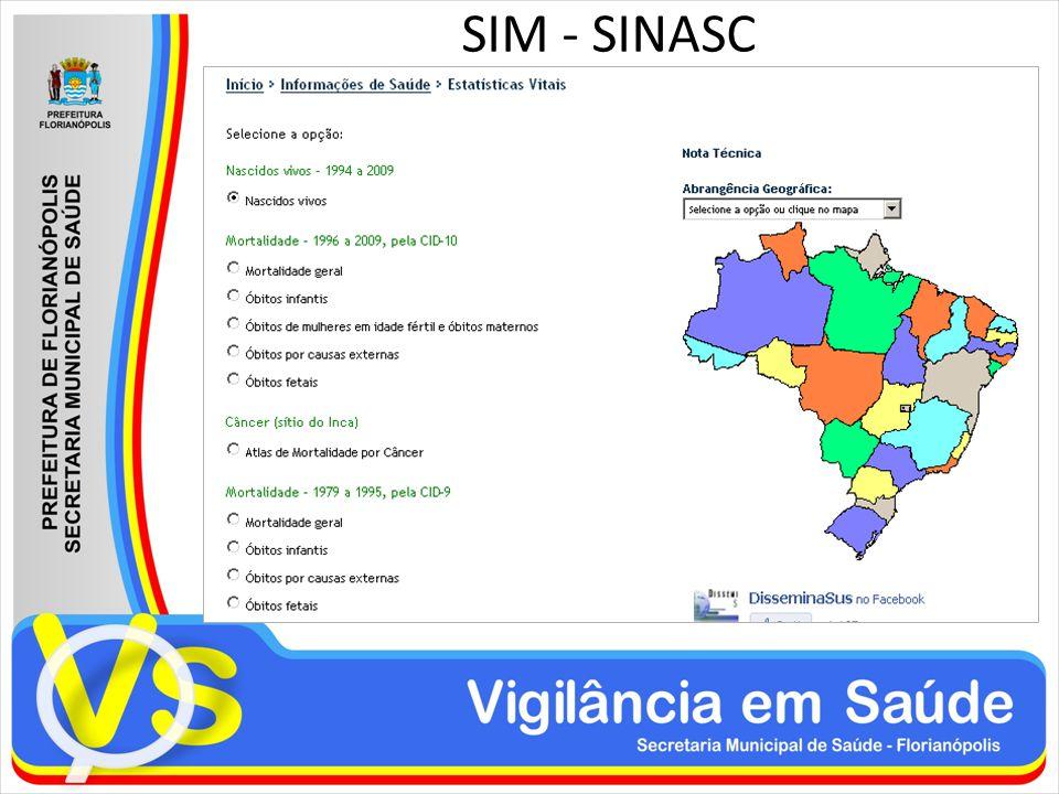 SIM - SINASC