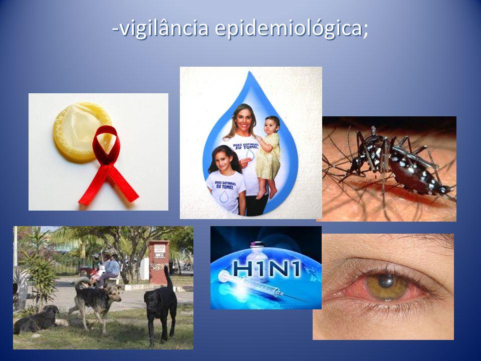 SUS SUS -vigilância ambiental (nela inclui do trabalhador); -assistência terapêutica integral, inclusive farmacêutica.