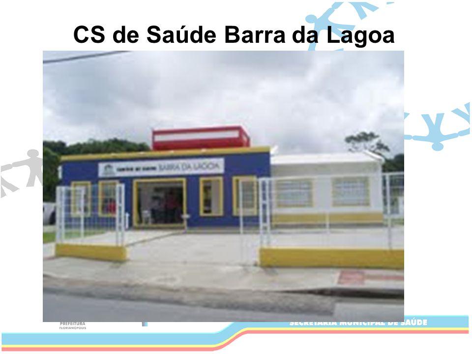 CS de Saúde Barra da Lagoa
