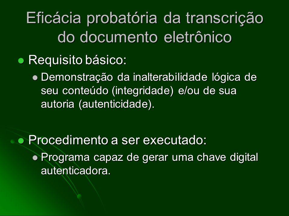 Transcrição do documento eletrônico CONCEITO: CONCEITO: PROCESSO DO QUAL RESULTE A VISUALIZAÇÃO, EM IMPRESSO, DO DOCUMENTO ELETRÔNICO ORIGINAL