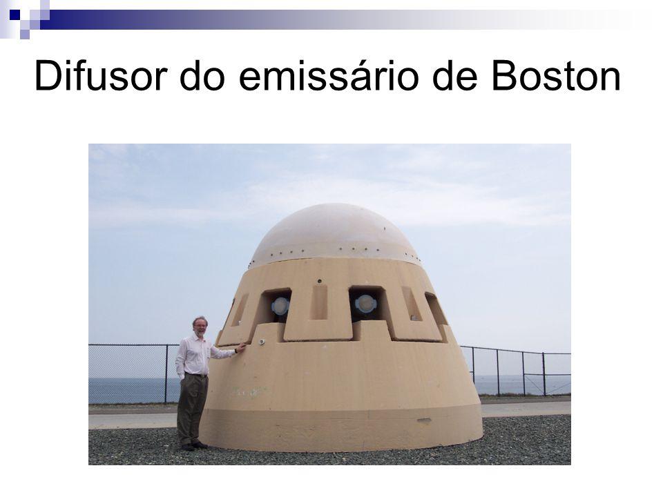 Difusor do emissário de Boston
