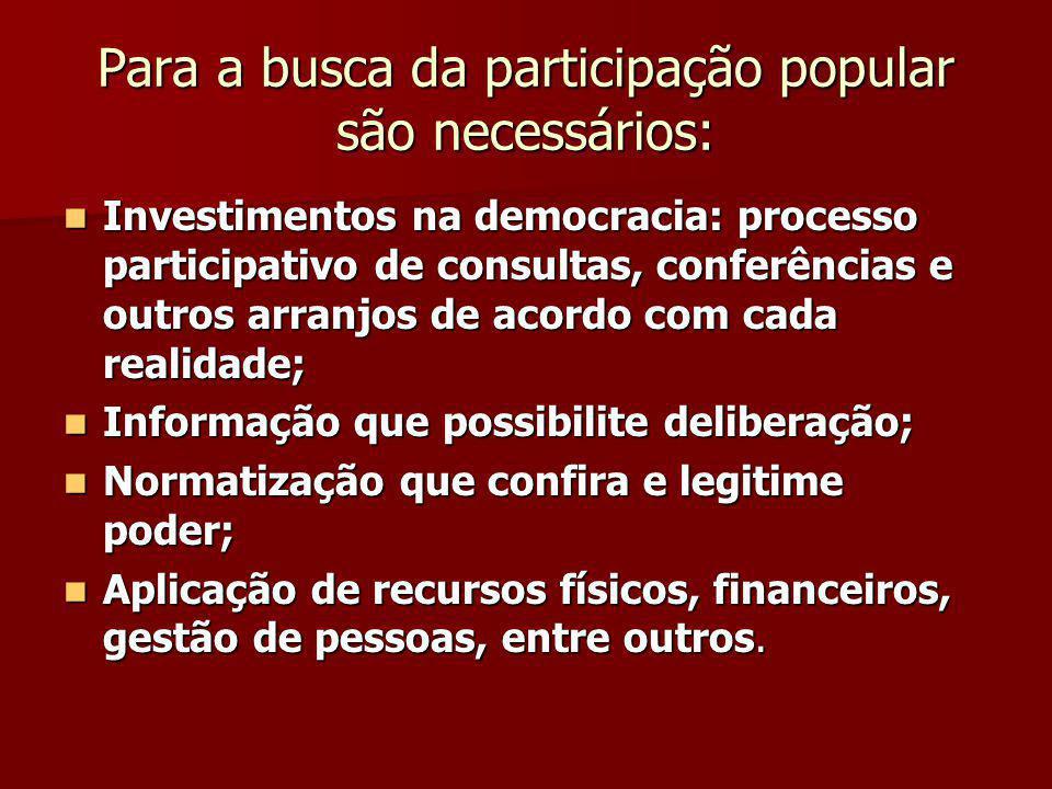 Esfera publica,interesse público, controle social e conselhos.