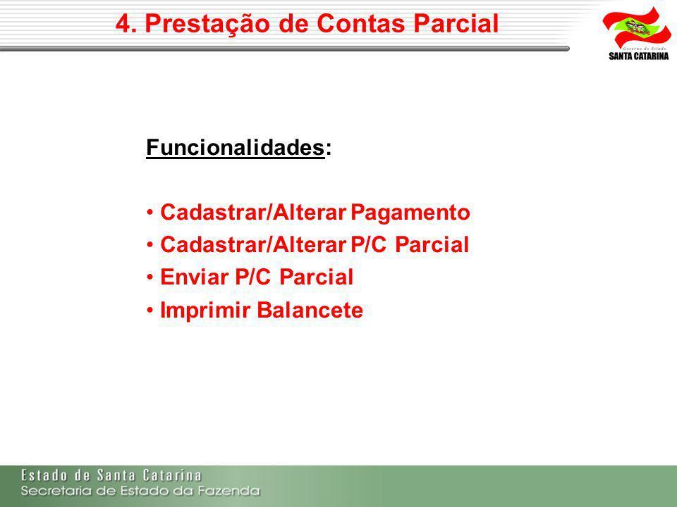 4.1 Funcionalidade Cadastrar Pagamento