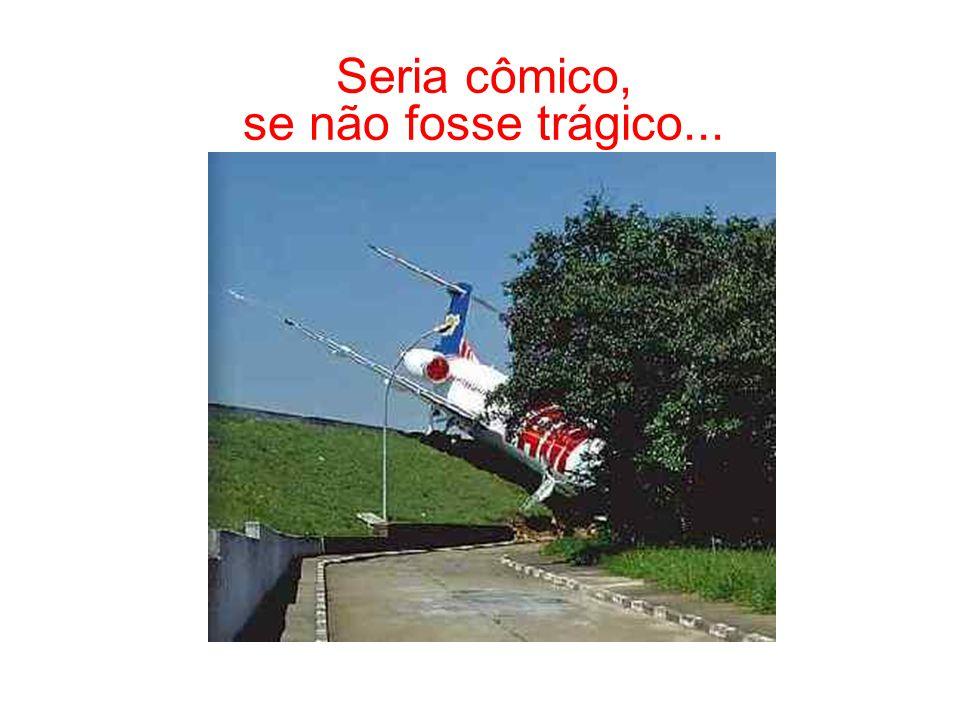 Culpa da Fokker? A TAM já pousou em Guarapari-ES, pensando ser Vitória. (9/julho/98)