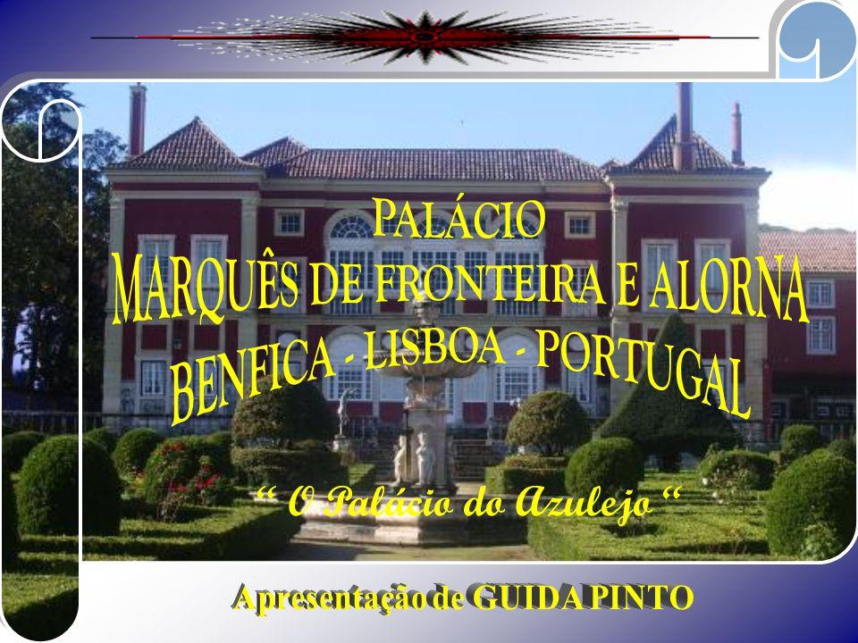 O Palácio do Azulejo