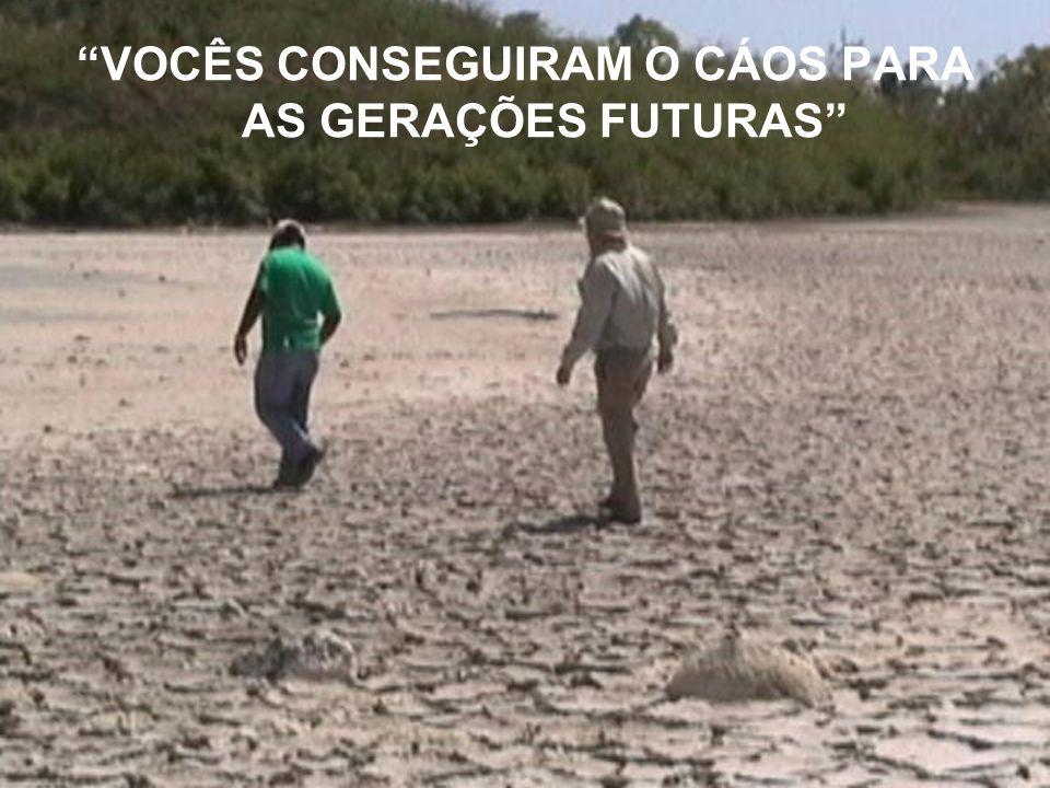 OS NOSSOS SUCESSORES PODERÃO DIZER NUM FUTURO NÃO MUITO DISTANTE: