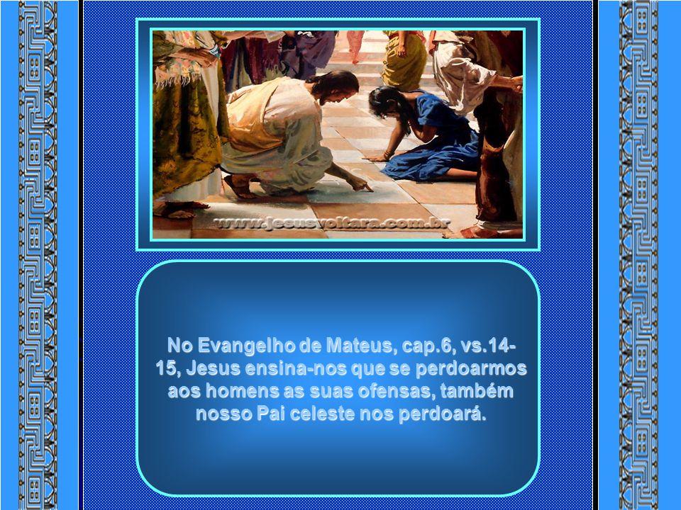 O que é mais importante: perdoar ou pedir perdão?