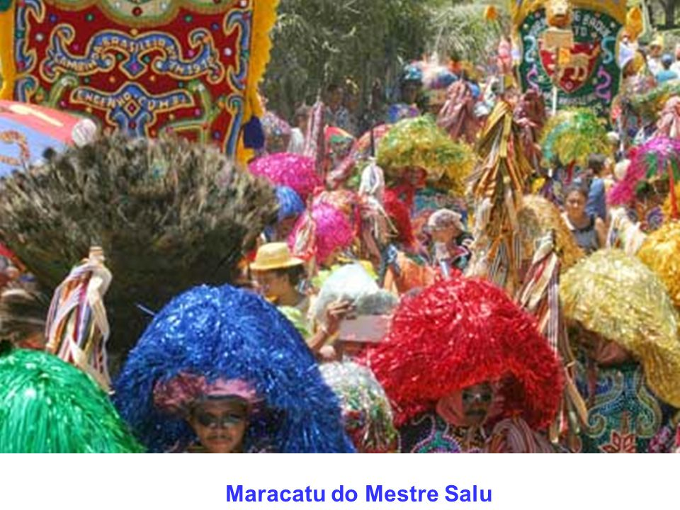 Maracatu do Mestre Salu