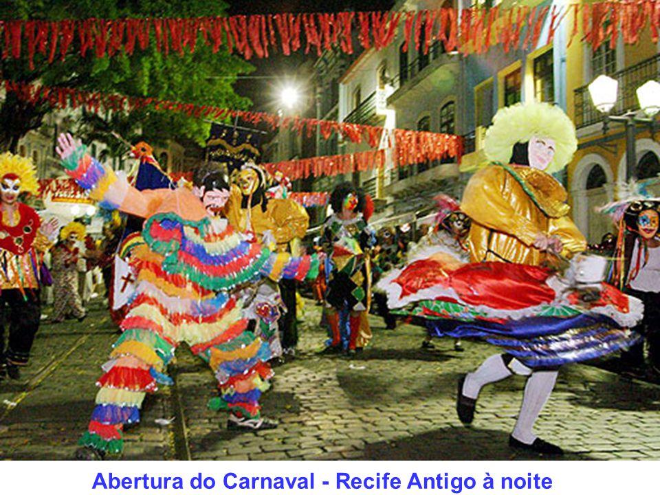 Carnaval no Recife Antigo - Bloco da Saudade