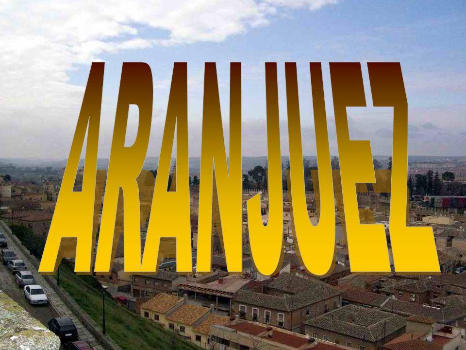 Aranjuez é uma pequena cidade, sede do município homónimo na Espanha, no sul da província e comunidade autónoma de Madrid, de área 188,58 km² com popu