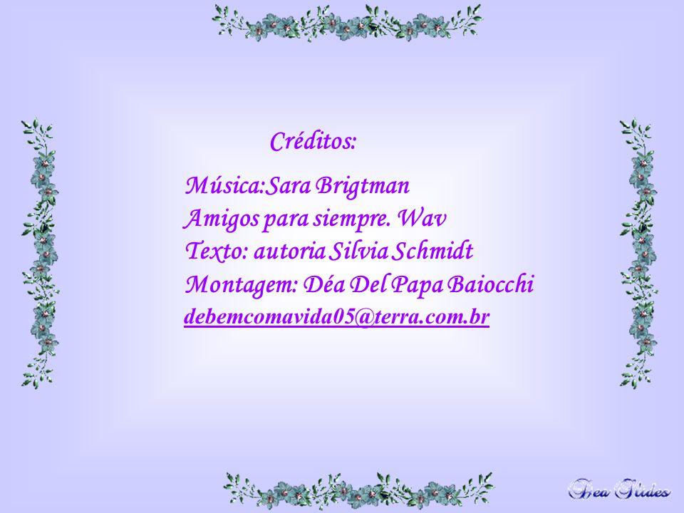 Música:Sara Brigtman Amigos para siempre.