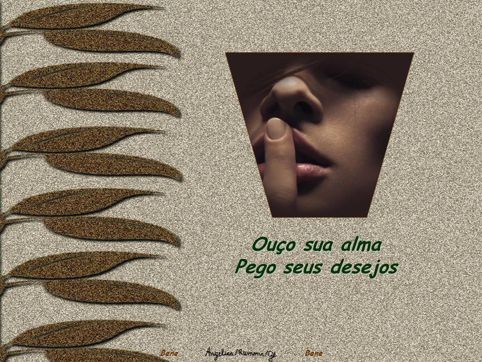 Bene Bene Quero silêncio Não tenho pensamentos dispersos Quero silêncio Não tenho pensamentos dispersos